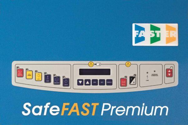 SafeFAST Premium Microbiological Safety Cabinets, Faster Air UK