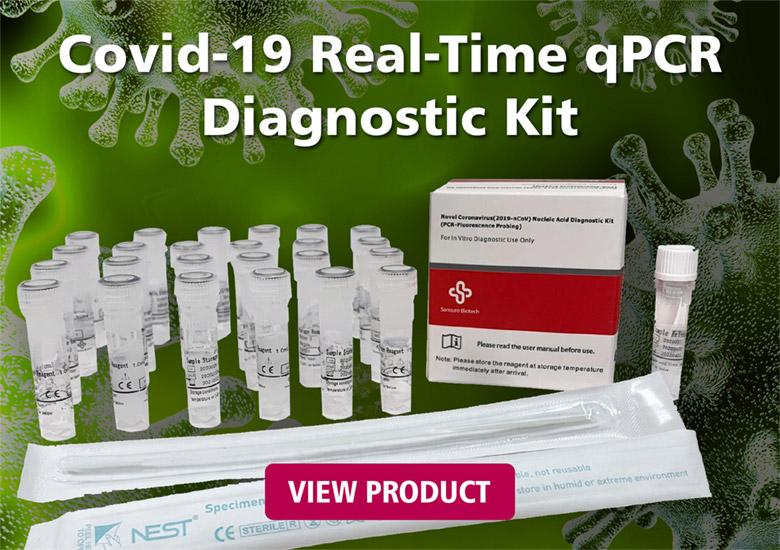 Covid-19 qPCR Diagnostic Kit