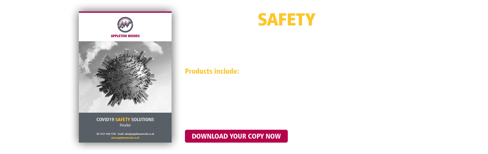 Covid-19 Safety Solutions