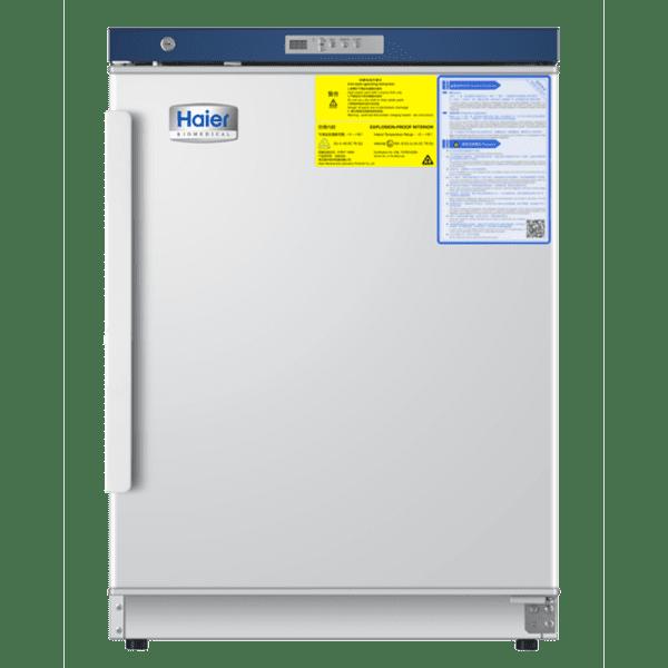 118L Underbench Explosion Proof Refrigerator, +3C, Haier