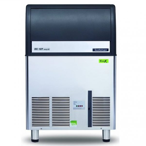 EC126 self contained ice cuber 39kg storage, Scotsman
