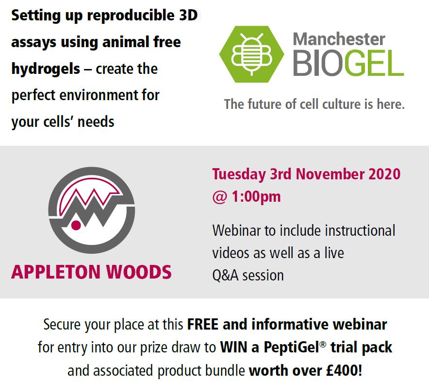 PeptiGels Webinar