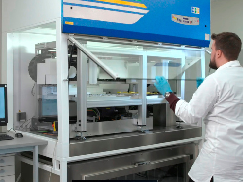 SafeFAST XXL, Extra-Large Microbiological Safety Cabinets, Faster Air UK