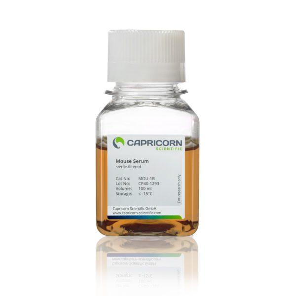 Mouse Serum, 100 ml, Capricorn Scientific