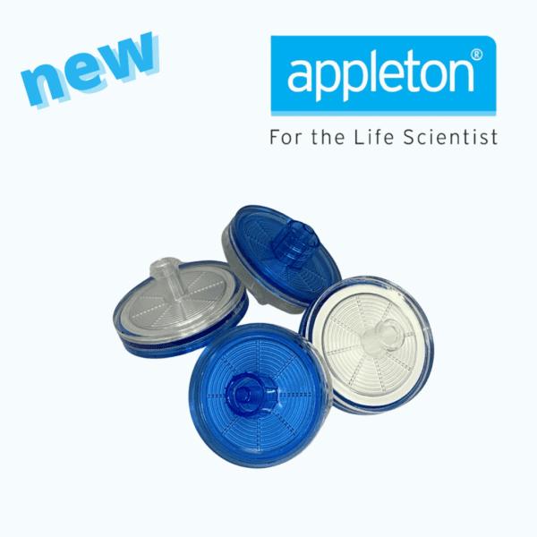 Appleton PES Syringe Filter, 0.22um