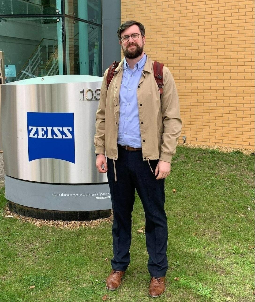 , Meet Mark – Our new Microscope Expert!