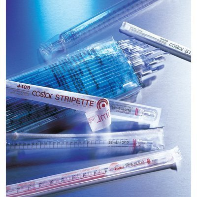 50ml Individually wrapped pipette, paper peel, Corning
