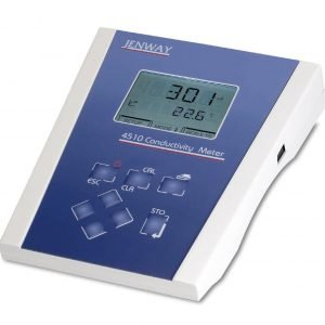 Model 3540 pH/conductivity meter with electrodes (Jenway)