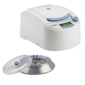 Prism Microcentrifuge, with 24 place rotor, Labnet