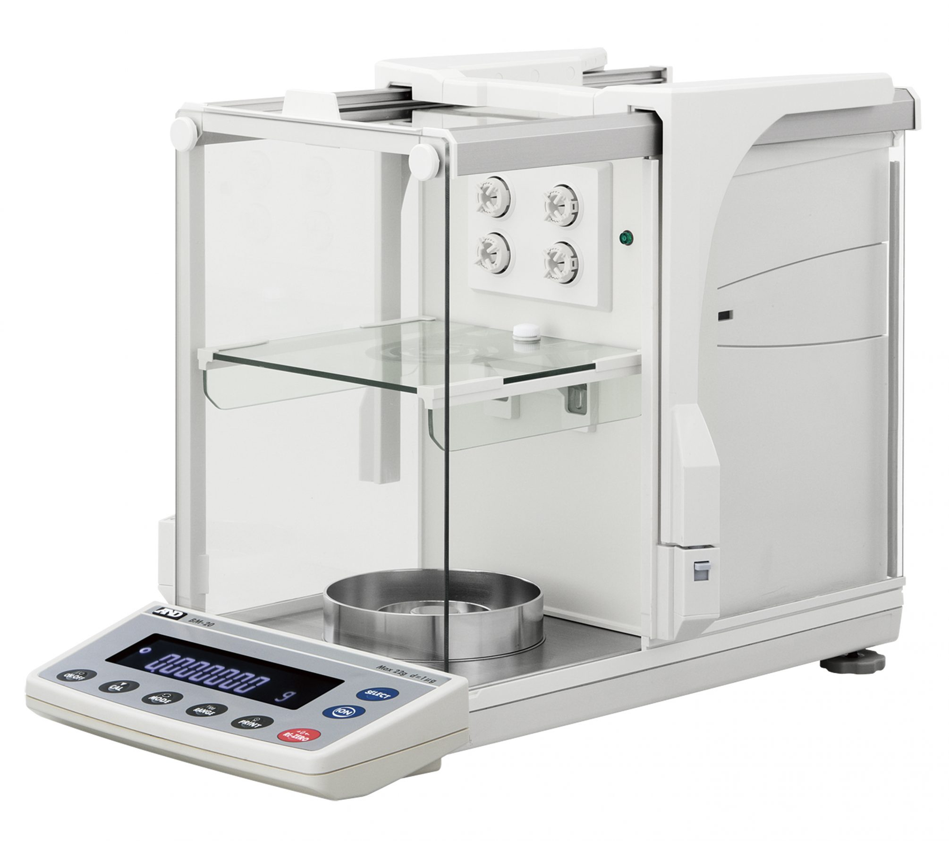 BM-20 micro-analytical balance, A&D