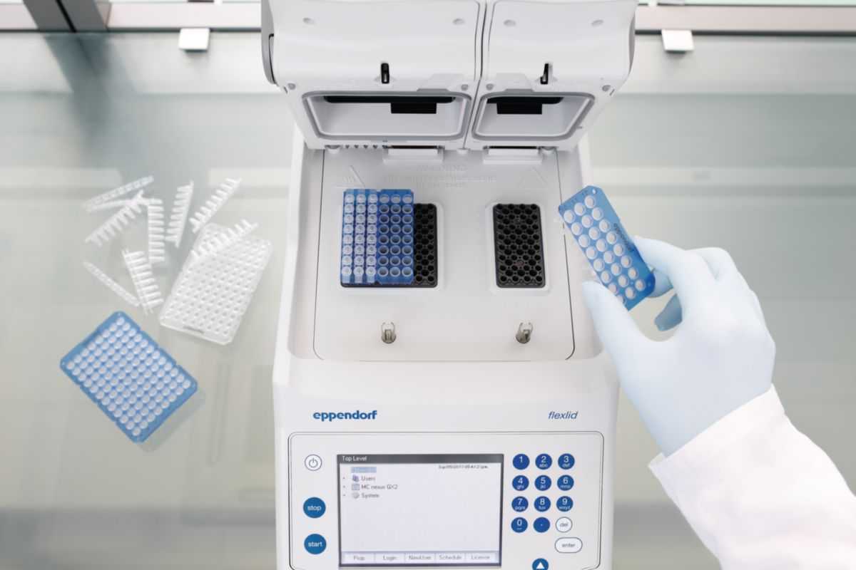 Mastercycler nexus GX2e (no control panel, with gradient, aluminium block), Eppendorf