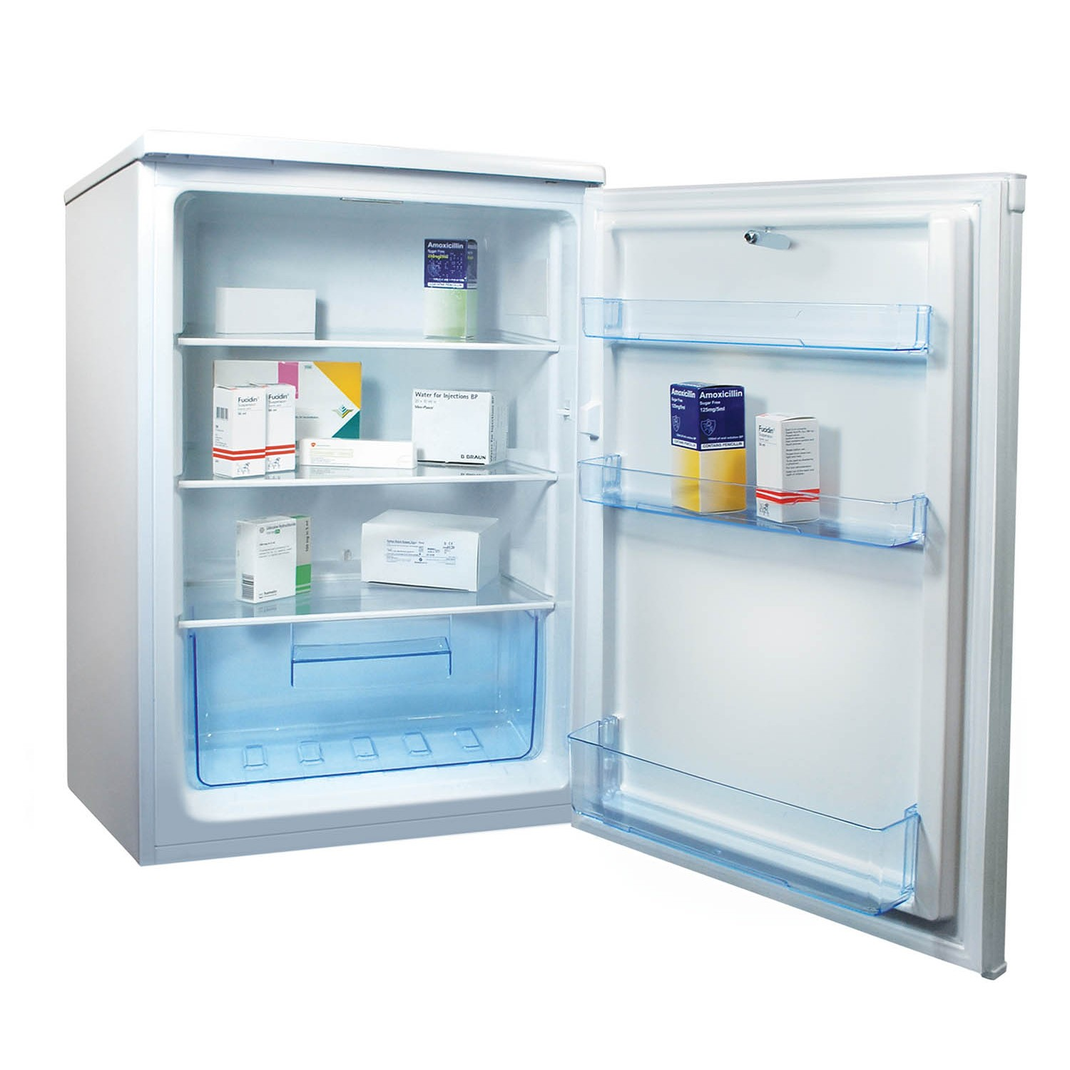 Laboratory Fridge, 130 litres, under bench, Lec Basic